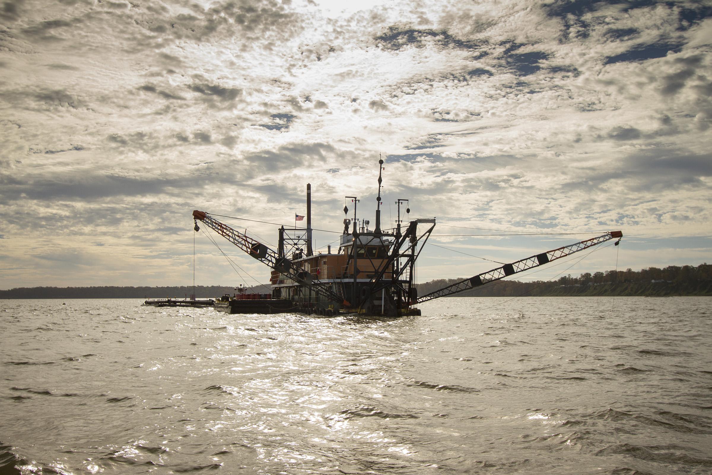 Norfolk District Navigation Projects