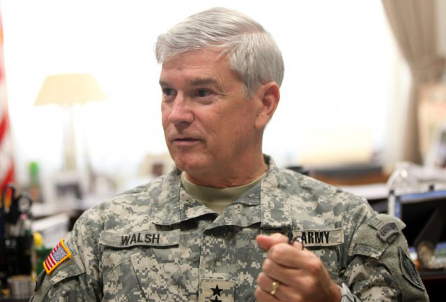 Photo of General Mike Walsh